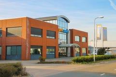 办公室公司ProCount在Meerkerk, Netherland的郊区 库存照片