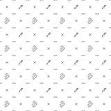 办公室和学校传染媒介概念:与平底锅的纸笔记薄 回到在白色背景隔绝的学校 免版税图库摄影