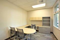 办公室地区 免版税图库摄影