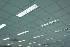 办公室天花板 免版税库存照片