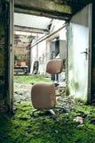 办公室椅子本质上 免版税图库摄影