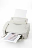 办公室激光打印机 库存照片