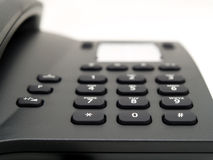 办公室电话 免版税库存图片