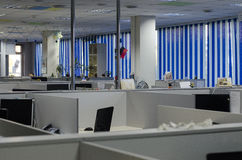 办公室空间 库存照片