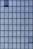 办公室蓝色窗口 库存图片