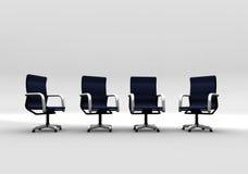 办公室,业务会议 免版税库存照片