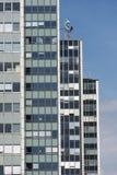 办公楼在斯德哥尔摩 免版税库存图片