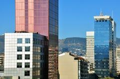 办公楼在巴塞罗那 免版税库存图片