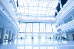 办公楼大厅 图库摄影