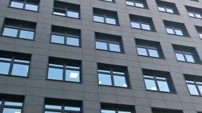 办公楼门面 免版税图库摄影