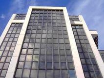 办公楼门面  免版税库存图片
