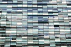 办公楼Windows 库存图片