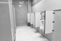 功能失效洗手间 免版税库存照片
