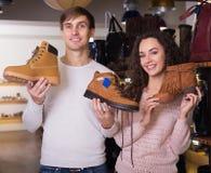 加上鞋子 免版税库存图片
