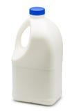 加仑牛奶 免版税库存照片