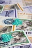 加冠货币丹麦丹麦 库存照片