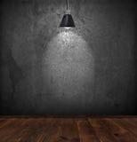 加利混凝土室 图库摄影