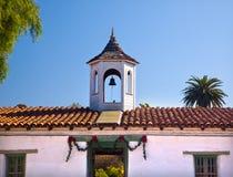 加利福尼亚住处de地亚哥estudillo老圣 免版税库存图片