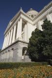 加利福尼亚国会大厦状态 库存图片
