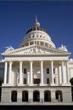 加利福尼亚国会大厦 库存图片