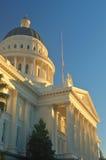 加利福尼亚国会大厦 库存照片