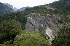 加利福尼亚国家公园优胜美地 免版税库存照片