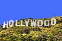 加利福尼亚好莱坞 免版税库存照片