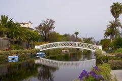 加利福尼亚威尼斯 免版税库存图片