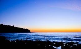加利福尼亚峭壁 免版税库存照片