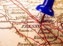 加利福尼亚弗雷斯诺 免版税库存图片