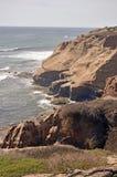 加利福尼亚海岸III 免版税库存图片