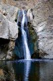 加利福尼亚瀑布 图库摄影