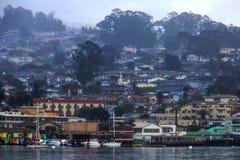 加利福尼亚的莫罗海湾 免版税库存图片