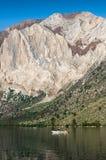 加利福尼亚证明有罪湖 免版税库存照片