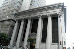 加利福尼亚银行  免版税库存图片