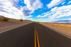 加利福尼亚,死亡谷 免版税库存图片