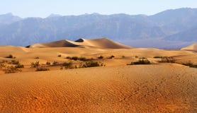 加利福尼亚死亡国家公园谷 库存照片