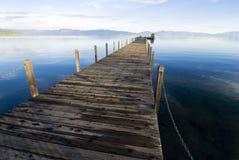加利福尼亚Tahoe湖 免版税库存照片