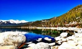 加利福尼亚Tahoe湖 免版税库存图片