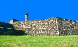 加勒堡垒,斯里兰卡 图库摄影