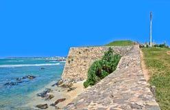加勒堡垒,斯里兰卡 免版税图库摄影