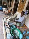 加勒堡垒/斯里兰卡 免版税图库摄影