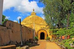 加勒堡垒` s老荷兰仓库-斯里兰卡联合国科教文组织世界遗产名录 图库摄影