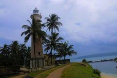 加勒市,斯里兰卡 免版税库存图片