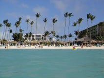 加勒比假期 免版税库存照片