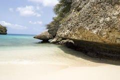 加勒比图v 免版税库存图片