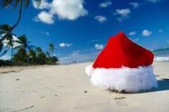加勒比圣诞节 库存图片