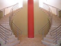 加勒比天堂波多里哥楼梯 免版税库存图片