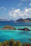 加勒比岛 免版税库存照片