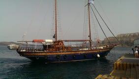 加勒比海盗 免版税库存图片